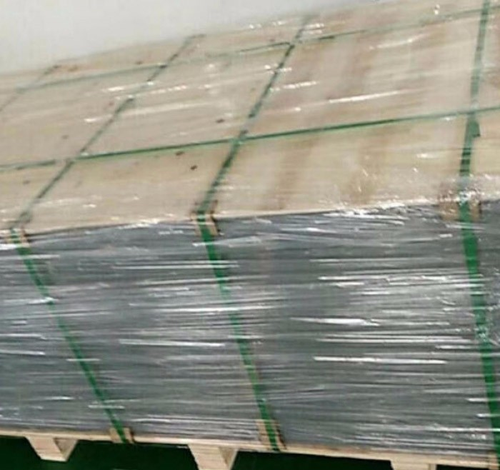 PET sheet without PE Film covering